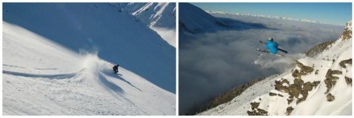 Bulgaria, ski