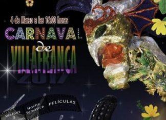 Carnaval de cine Villafranca 2017