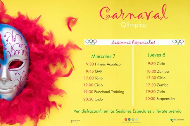 CDM Clara Campoamor Carnaval 2018