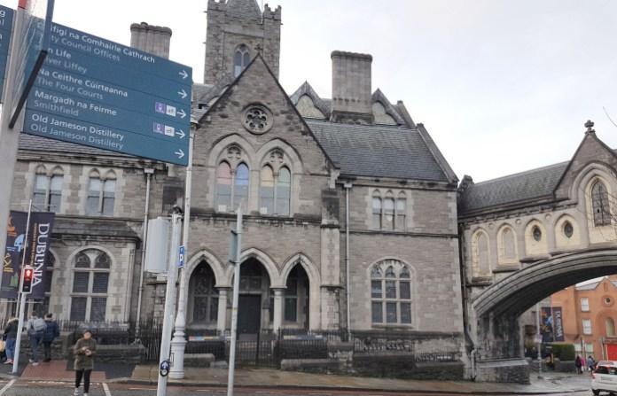 Dublinia museo vikingo Dublín