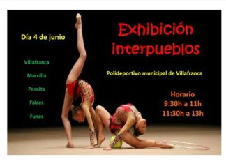 exhibición interpueblos