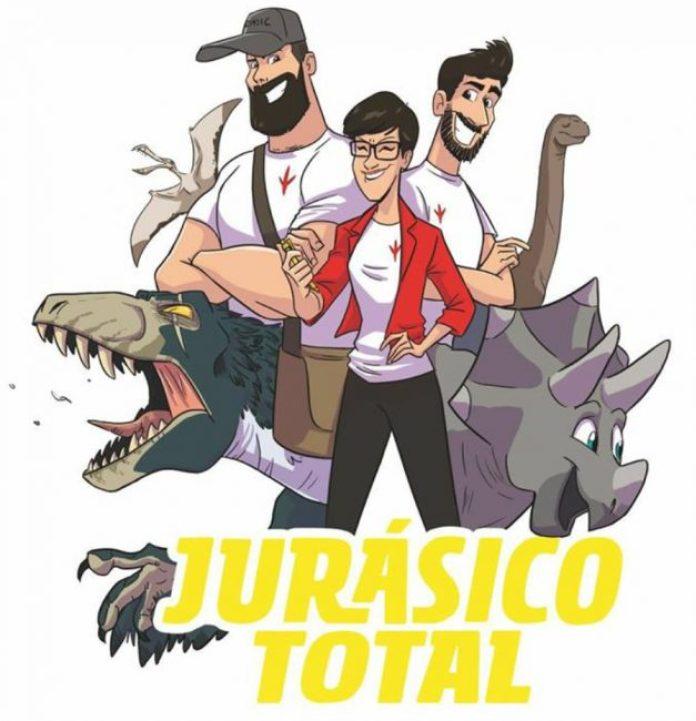 los autores de Jurásico Total
