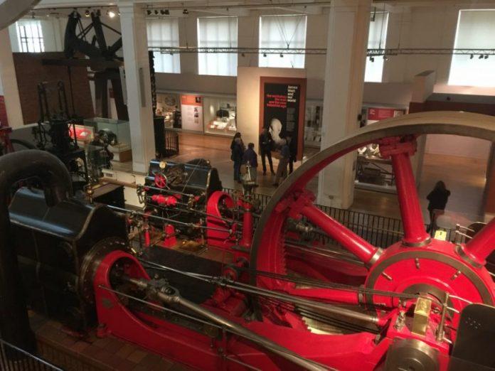 Londres con niños museo de la ciencia