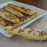 Pan de pipas. Cocina con niños