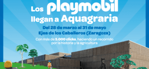 Playmobil en Aquagraria