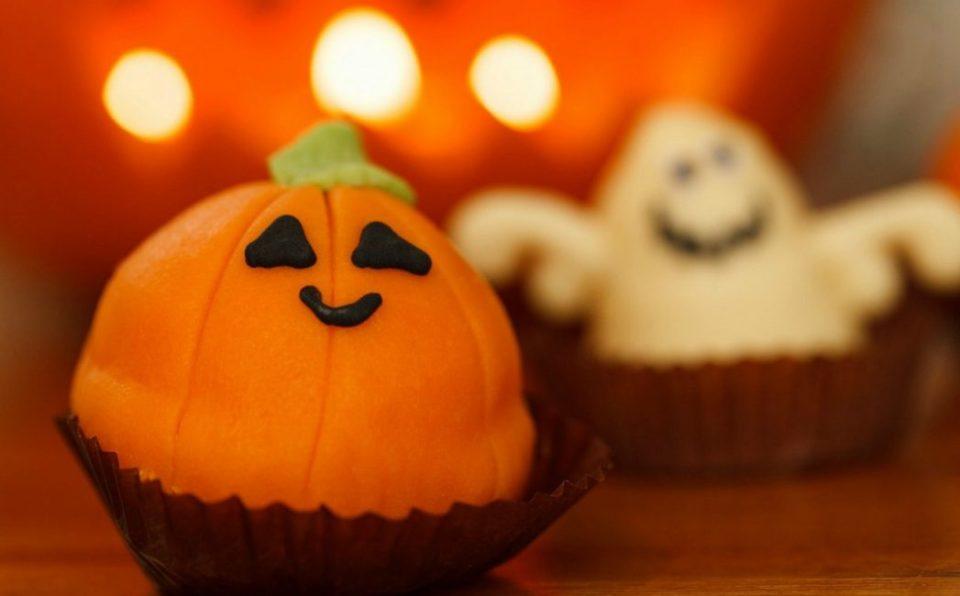 Repostería Halloween