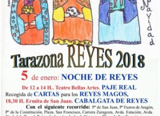 Reyes Magos Tarazona 2018