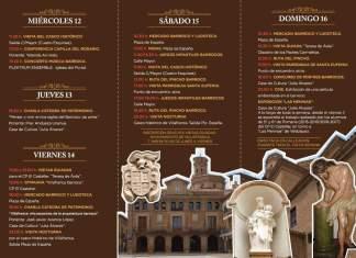 Semana barroco Villafranca