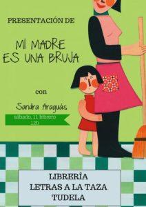 Sandra Araguás, Mi madre es una bruja