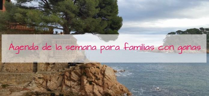 agenda, familias, ganas