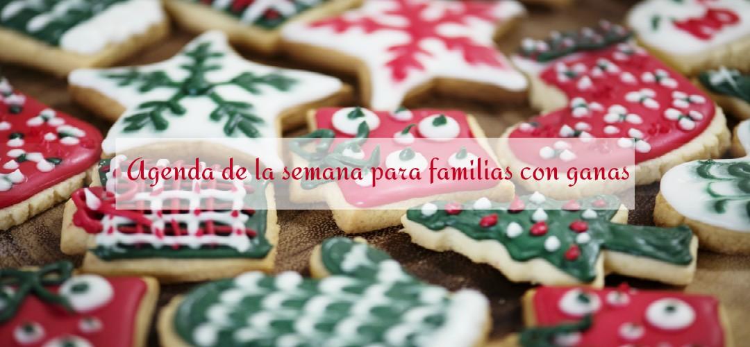 Planes con niños diciembre