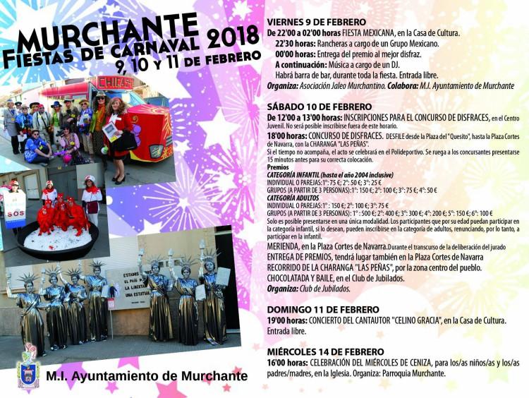 carnaval Murchante