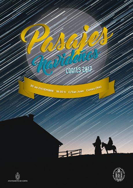 pasajes navideños Cortes 2017