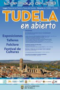 centros cívicos en abierto, Tudela