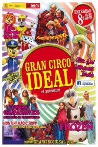 circo ideal en Cascante
