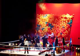 concierto con niños Pamplona