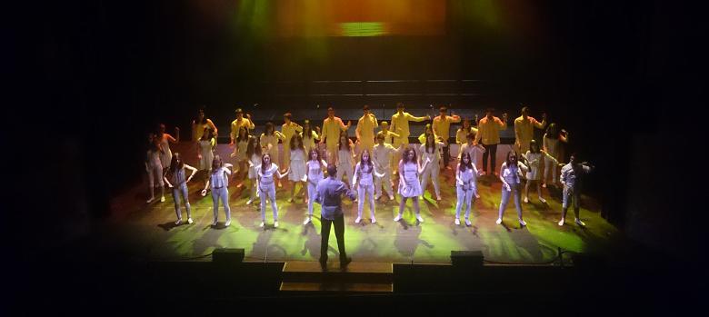 Concierto del Coro de Griseras en Tudela