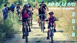 día de la bici valtierra arguedas