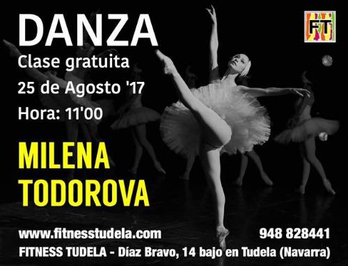 Danza clásica para niños, Fitness Tudela