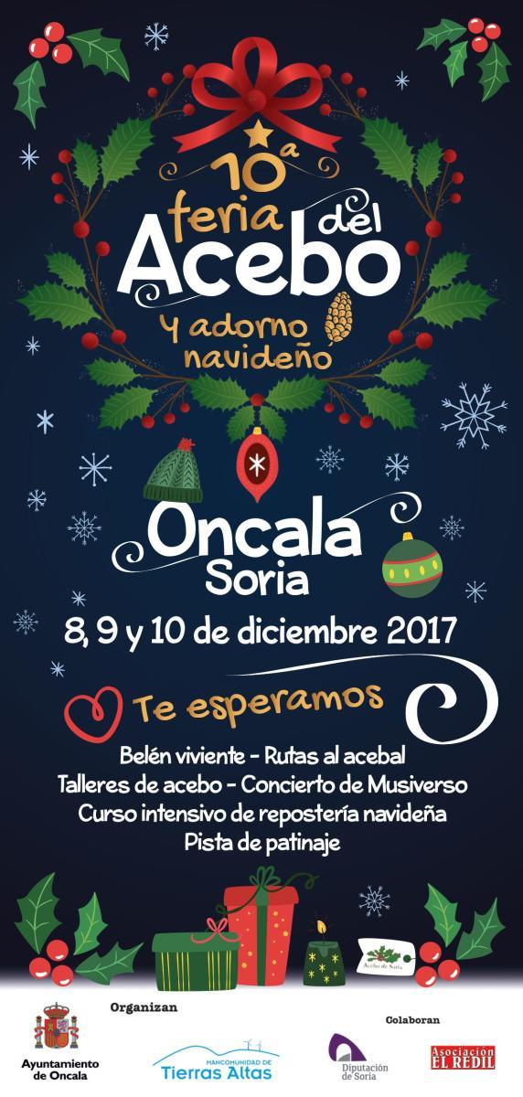 Feria del Acebo en Oncala (Soria)