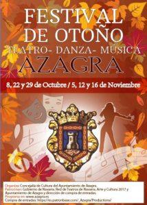 festival otoño Azagra