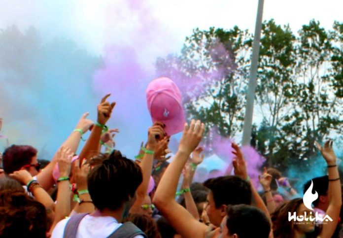 festivales musicales Navarra Holika