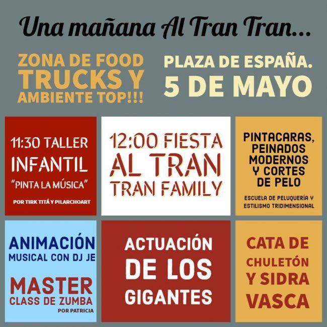 festivales musicales Al Tran Tran