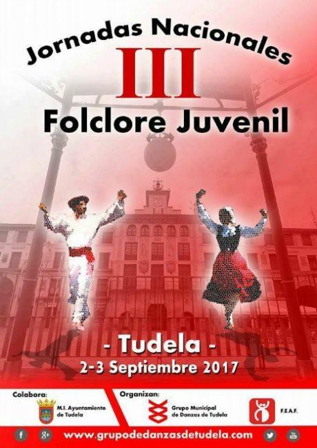 folclore juvenil Tudela 2017