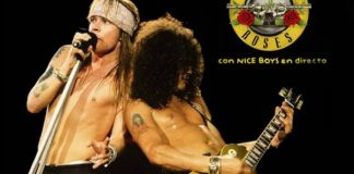 guns and roses en familia, Tudela