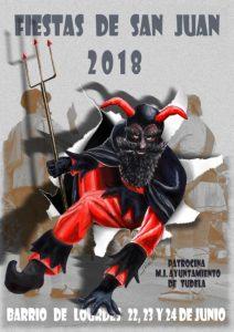Fiestas de San Juan Tudela 2018