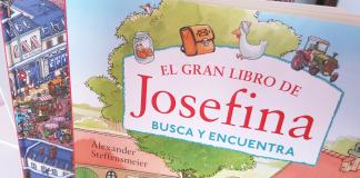 El gran libro de Josefina: busca y encuentra