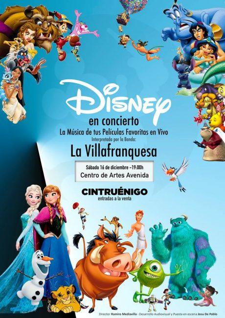 Concierto Disney