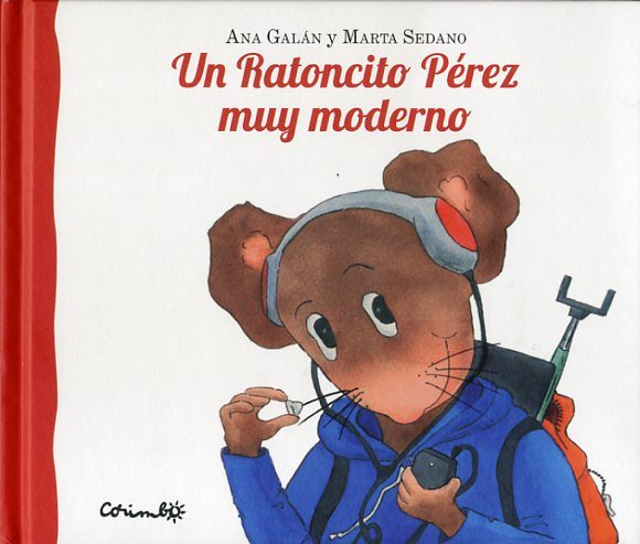 Un ratoncito Perez muy moderno