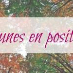 Lunes en positivo: estrenando sección