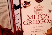 Mitología griega para niños