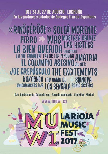 MUWI Sunday, en Logroño