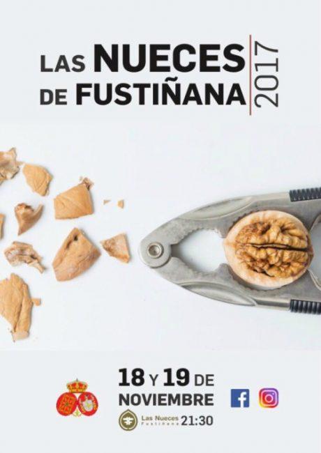 nueces, Fustiñana, 2017