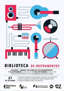orquesta escuela, zaragoza