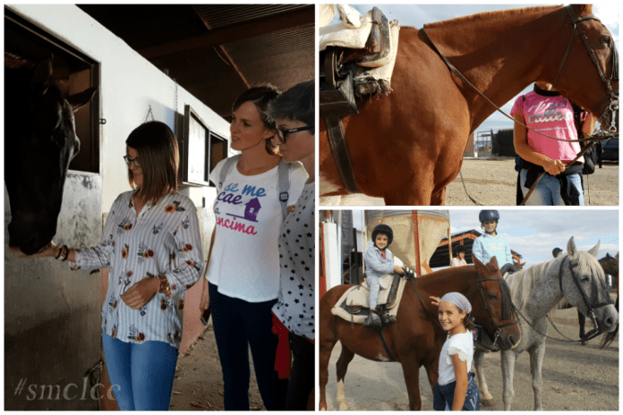 paseo a caballo Fitero