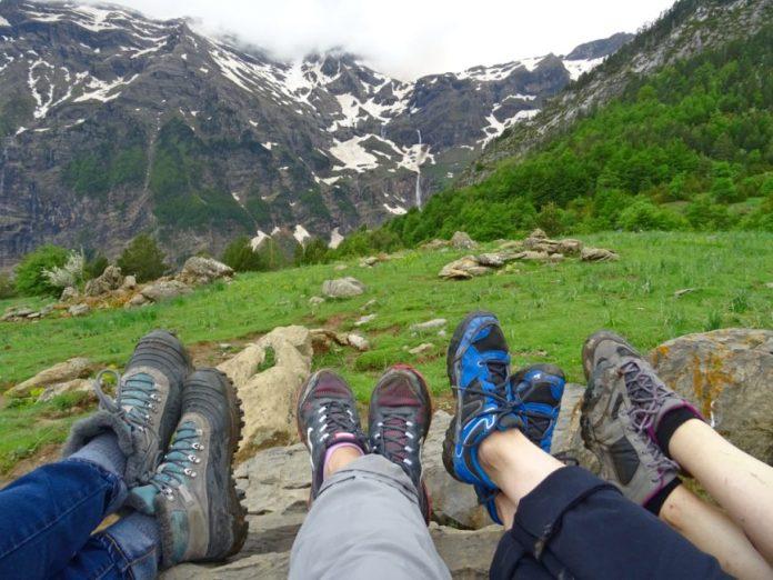Actividades familiares en el Pirineo aragonés