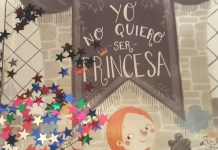 Yo no quiero ser princesa