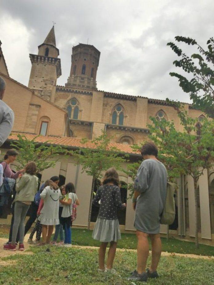 Visita con niños al Museo de Tudela
