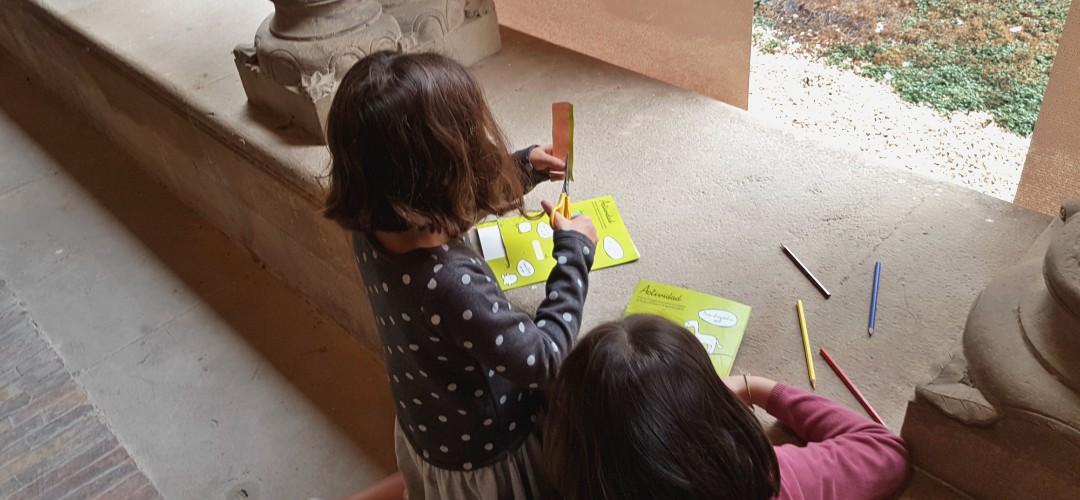 Los Museos de Tudela, ¿visita con niños?