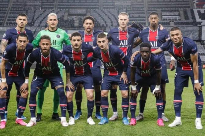FilGoal   نادي باريس سان جيرمان - فرنسا