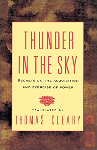 Donald J. Trump: Thunder in the Sky!