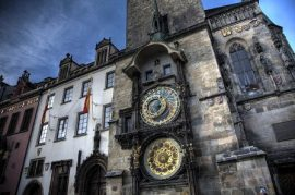 semestafakta-Prague's astronomical clock