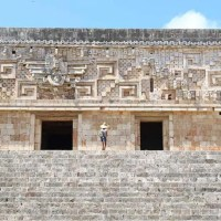 Maya ruins of Uxmal boasts Puuc style architecture at its best;Thilini Wijesinhe; Mexico News Daily