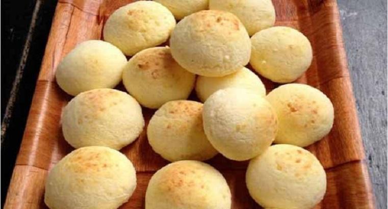Receita de Pão de Batata sem Glúten e sem Lactose