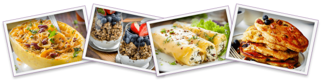 Receitas Fit Almoço e Jantar
