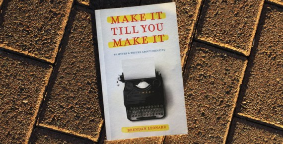 make it till you make it book